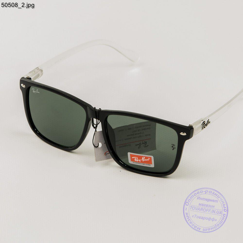 Ray-Ban Wayfarer со стеклянной линзой - 50508 - купить по лучшей ... c2ec5bf50e5ce