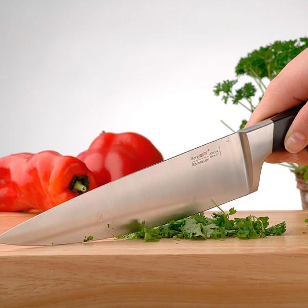Ножи, наборы ножей, точилки, мусаты Bergoff
