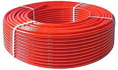 Труба д/теплого пола ф16 * 2.0 PERT-EVOH красная (кислородный барьер)
