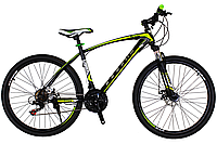 Горный велосипед Titan Porsche 26″ (Black-Green-Gray)