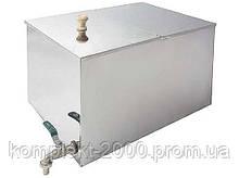 Бак для воды металлический с краном