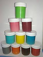 Пальчиковые краски, детские краски, краски для рисования пальчиками