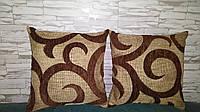 Подушка декоративная со съемным чехлом 30х30