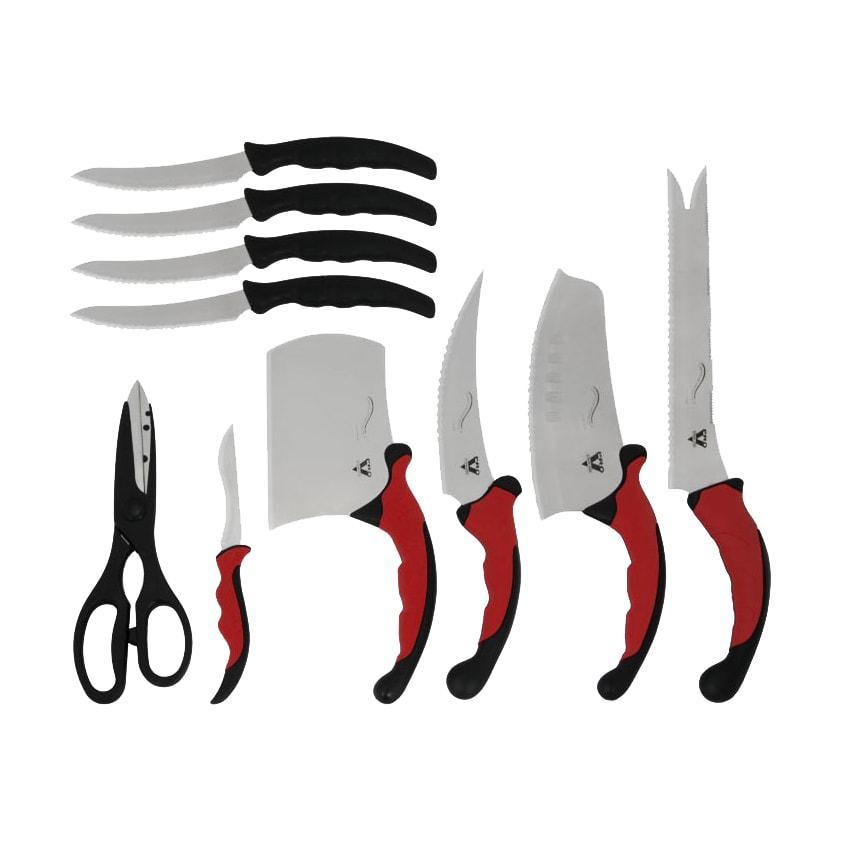Contour Pro knives - Набор кухонных ножей Контр Про Найвс