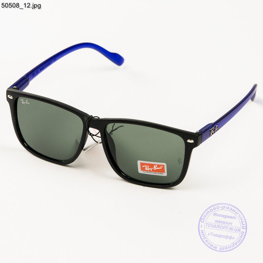 Очки Ray-Ban Wayfarer со стеклянной линзой - 50508 2 - Интернет магазин  Товарофф 66b346a45b320