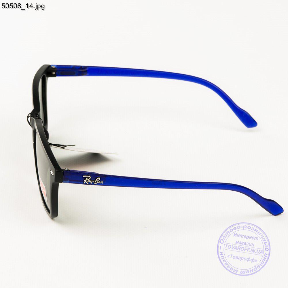 Очки Ray-Ban Wayfarer со стеклянной линзой - 50508 2 - купить по ... 6dbbaf168b516
