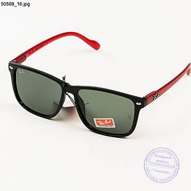 Сонцезахисні окуляри Ray-Ban Wayfarer зі скляною лінзою - 50508/3