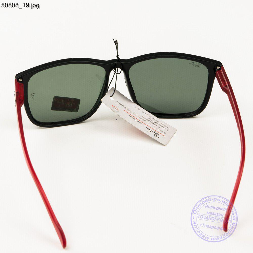 Солнцезащитные очки Ray-Ban Wayfarer со стеклянной линзой - 50508 3 ... 2ccb90fccd63e
