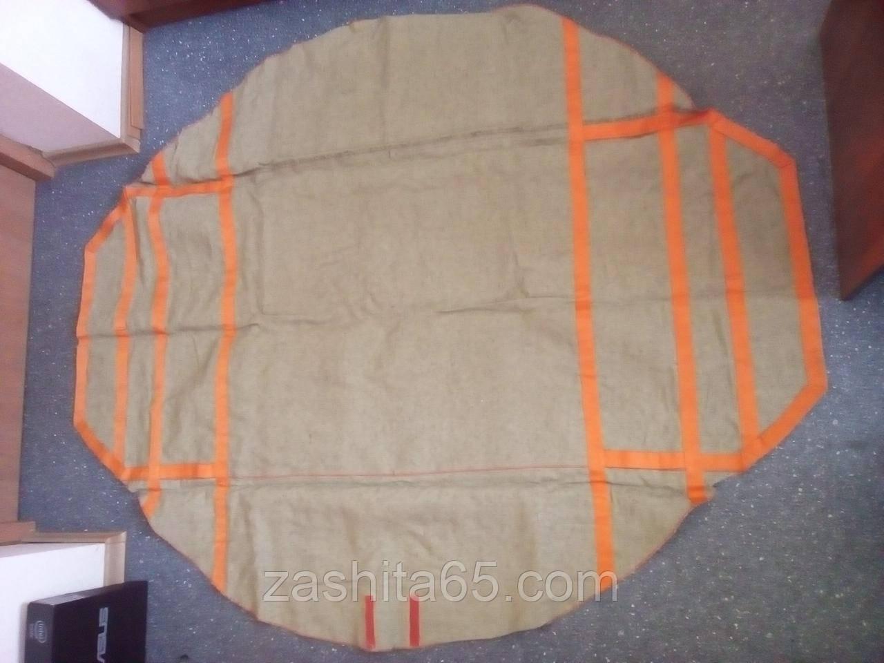 Носилки безкаркасные универсальные(огнезащитный экран)