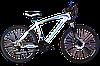 Горный велосипед Titan Porsche 26″ (White-Blue-Gray)