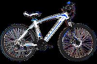Горный велосипед Titan Porsche 26″ (White-Blue-Gray), фото 1