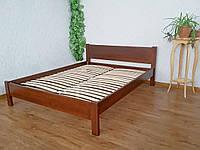 """Двуспальная кровать из натурального дерева """"Эконом"""""""