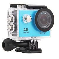 Action Camera Eken H9R Ultra HD с пультом (Голубой), фото 1