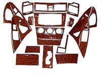 Декоративные накладки салона авто