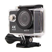 Action камера Eken H9R Ultra HD с пультом (Черный), фото 1