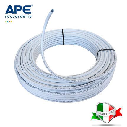 Металлопластиковая труба 20х2,0 APE (Италия) д/воды и отопления, фото 2
