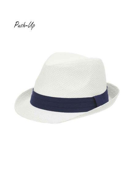 Шляпа Marc&Andre HA18-07 с лентой