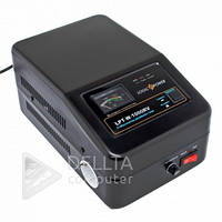 Стабилизатор напряжения LPT-W-1000RV, 700ВТ, черный, 140В-260В, 50/60 Гц ±1, 3.5А, 4.8А, релейный стабилизатор