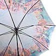 Полуавтоматический женский зонт-трость ZEST (ЗЕСТ) Z21625-1, фото 2