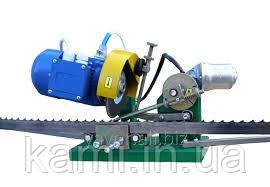 ПЗЛ-35, ПЗЛ-60 заточной станок для ленточных пил ширина ленты до35 мм до 60 мм