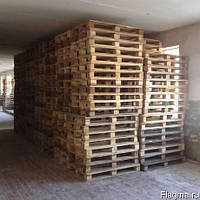 Поддон б/у дерево 1200х800 в Кропивницком