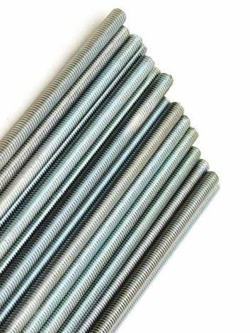 Шпилька М60х1000 DIN 975 резьбовая метровая класс прочности 5.8, фото 2