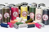 Нитка швейна Барва 42/2 (аналог 40/2) 5000м кольорова