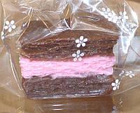 Мыло пирожное шоколадное, фото 1