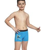 Трусы шортики подростковые, для мальчика.Польша. Cornette Young 700/48 Lifestyle