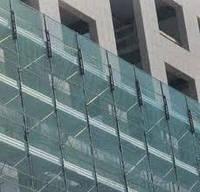 Сітка затінююча GeoSol 70% ширина1, 1,5, 2, 3, 4, 5, 6м. Сетка затеняющая, фото 1