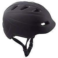 IKEA SLADDA Велосипедный шлем, М, черный  (403.188.17)