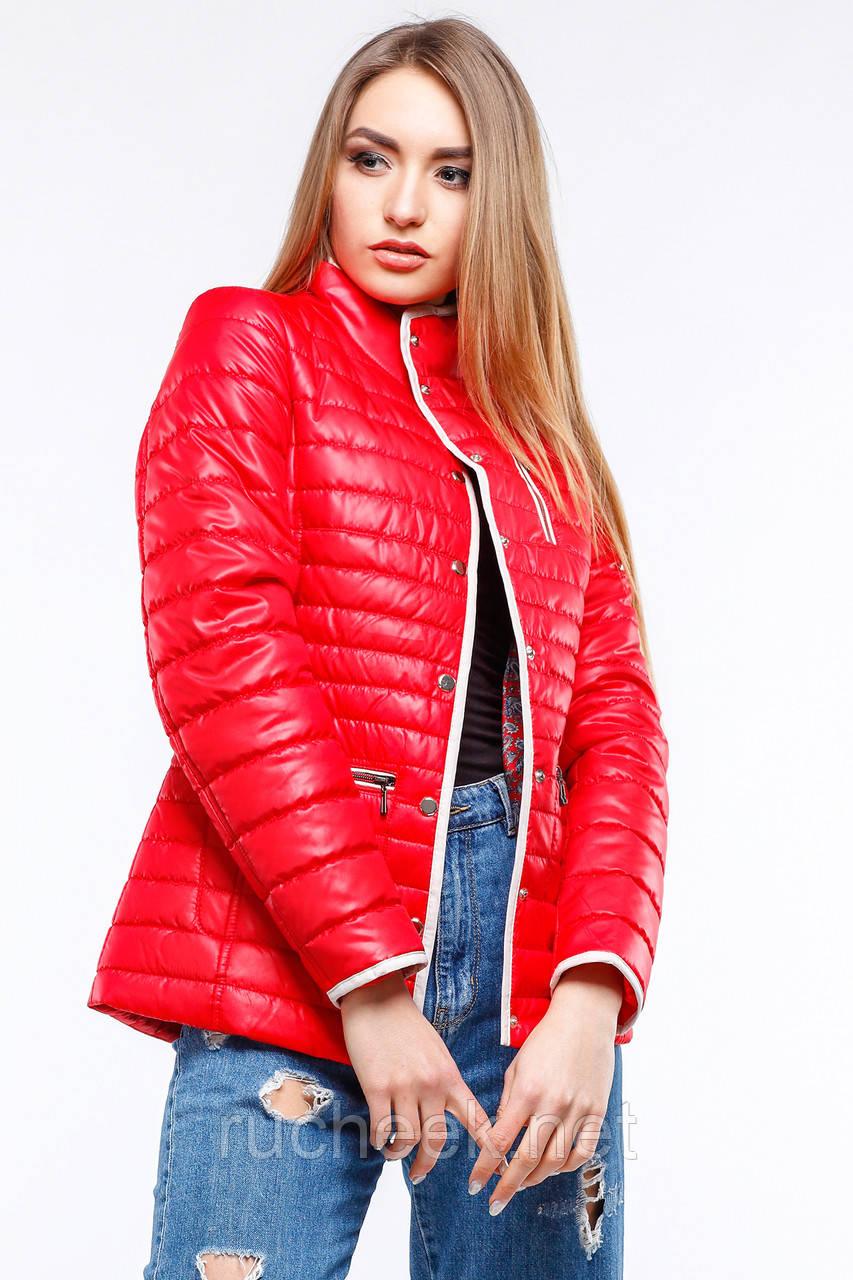 Короткая женская куртка Селена р-ры 42-56,  TM NUI VERY