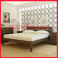 Кровать деревянная Франкфурт (Анабель)