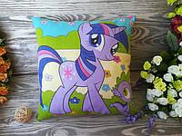 Подушка Мой маленький пони Сумеречная Искорка Twilight Sparkle