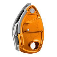 Спусковое страховочное устройство Petzl Gri-Gri + orange  D13A AG