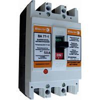 Автоматический выключатель ВА 77-1-63, 20A, 8-12In, 3P, Icu 15кА, 380В, Electro, фото 1