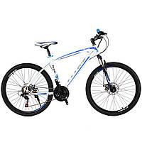 Горный велосипед Titan Porsche 27.5″ (White/Blue/Gray)
