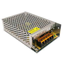 Импульсный блок питания 12В 5А в металлическом корпусе SVS-12A5