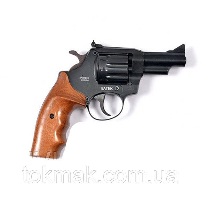 Револьвер под патрон Флобера Сафари 431 орех 3''