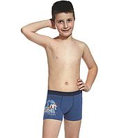 Трусы шортики подростковые, для мальчика.Польша. Cornette Young 700/49 Dangerous
