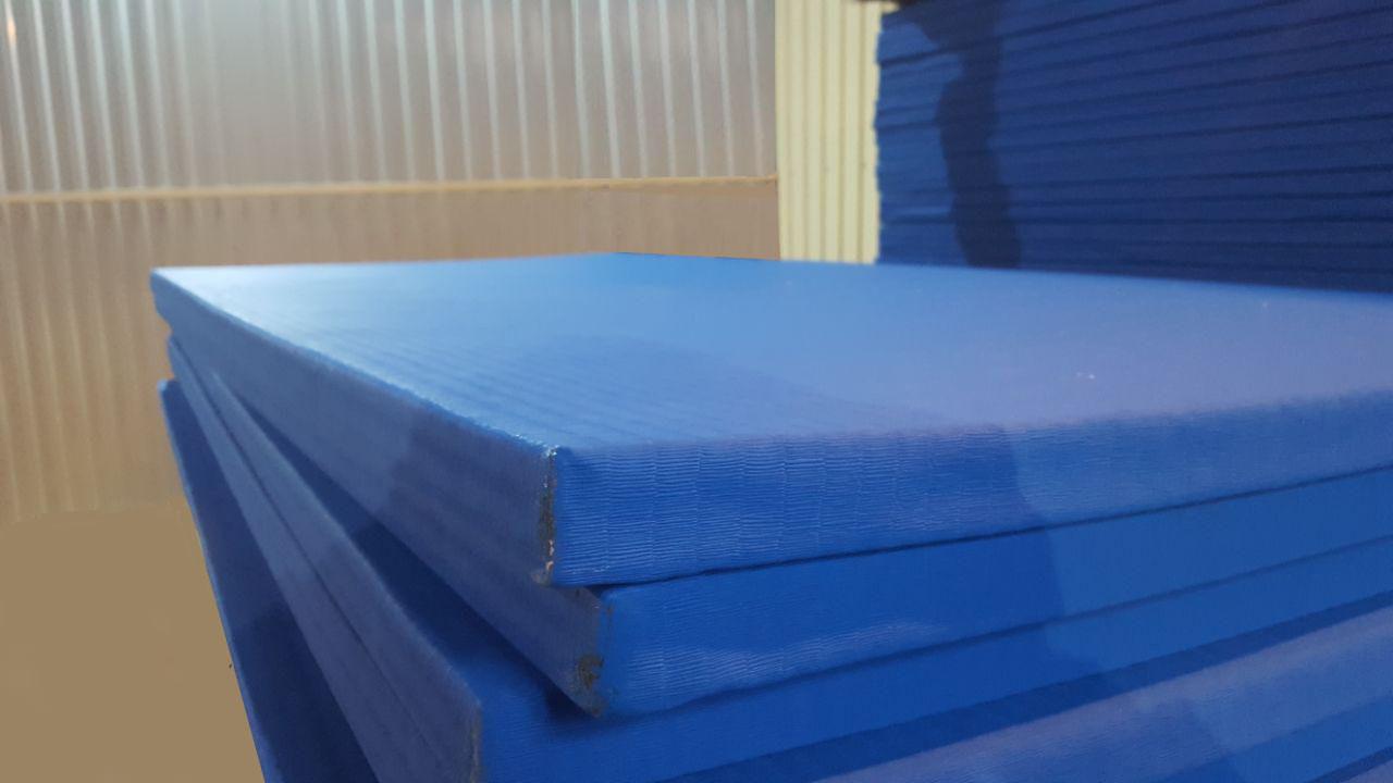 Татами маты проклеенные anti-slip материалом 1м х 2м х 0,04м
