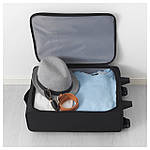 IKEA STARTTID Дорожная сумка на колесах  (403.675.01), фото 2
