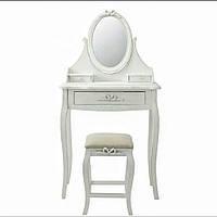 Туалетный столик Шарлотта с пуфом, фото 1
