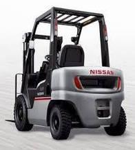Запчасти на погрузчик Nissan CLX36