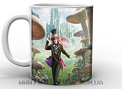 Кружка Алиса в Стране чудес Alice in Wonderland