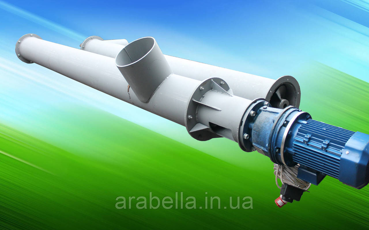 мотор редуктор на шнековый транспортер