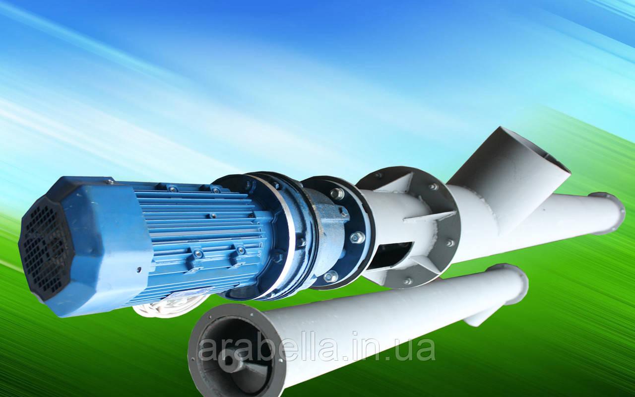 Мотор редуктор на шнековый транспортер механизма конвейера тмм