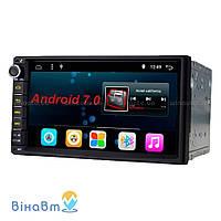 Медиа-ресивер (USB/SD автомагнитола) Prime-X A7 с GPS, Wi-Fi и Bluetooth