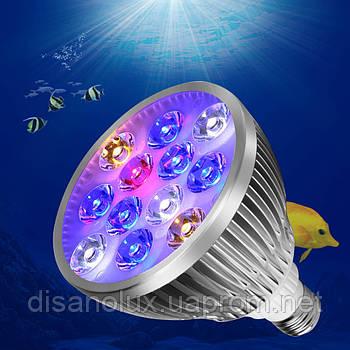 Лампа для Аквариума PAR36A E27 36вт