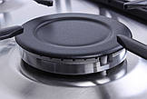 Варильна газова поверхня Ventolux HSF640-A3 (X) нержавіюча сталь, фото 2